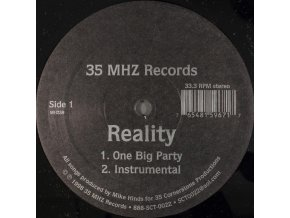 Reality – One Big Party