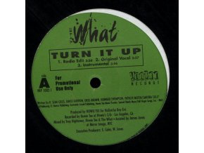 The What – Turn It Up