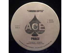 Phace – I Wanna Battle / All About Your Block