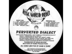 Perverted Dialect – 1 - 900 - Dialect