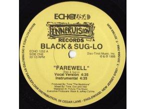 Black & Sug-Lo – Farewell