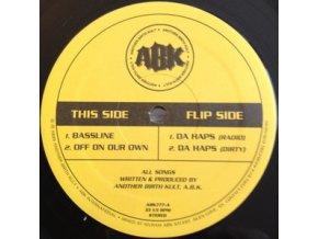 ABK – Bassline / Off On Your Own / Da Haps