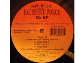 Excessive Force – Da EP