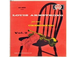 Louis Armstrong – At The Crescendo Vol. 2