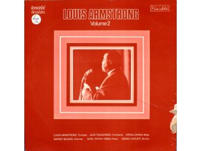 Louis Armstrong – Immortal Sessions Volume 2