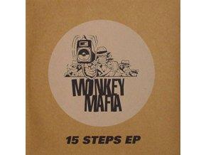 Monkey Mafia – 15 Steps EP