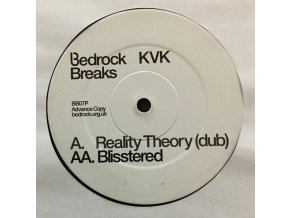 KVK – Reality Theory / Blisstered