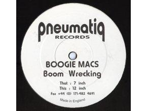 Boogie Macs – Boom Wrecking