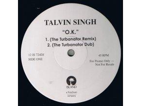 Talvin Singh – OK