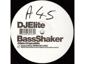 DJ Elite – Bass Shaker