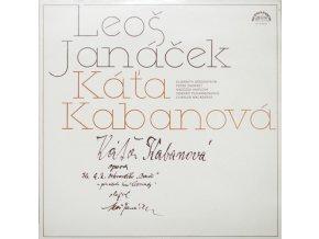 Leoš Janáček - Káťa Kabanová