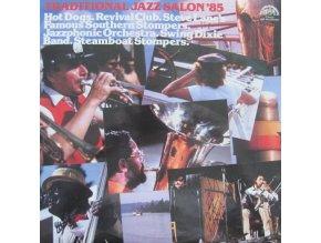 Various – Traditional Jazz Salon '85