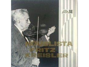 Fritz Kreisler – Houslista Fritz Kreisler