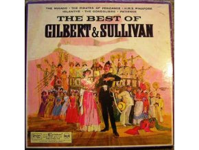 Gilbert & Sullivan \ Royal Philharmonic Orchestra, James Walker – The Best Of Gilbert & Sullivan