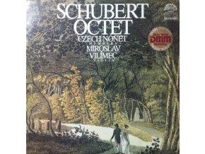 Franz Schubert, Czech Nonet Members, Miroslav Vilímec – Octet