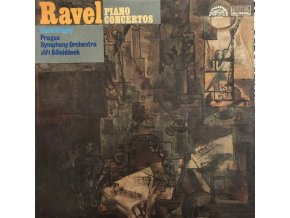 Ravel, Boris Krajný, Prague Symphony Orchestra, Jiří Bělohlávek – Ravel - Piano Concertos