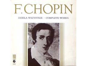 F. Chopin - Krystian Zimerman – Dzieła Wszystkie - I Koncert Fortepianowy E-moll Op. 11