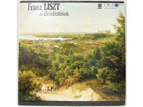 Franz Liszt - Liszt a Bratislava