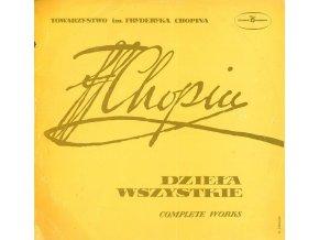 Fryderyk Chopin – Polonezy / Polonaises Vol. I - Dzieła Wszystkie (Complete Works)