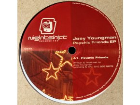 Joey Youngman – Psychic Friends EP