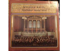 Maurice Ravel, The Czech Philharmonic Orchestra, Serge Baudo – Symfonické taneční básně