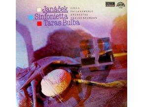 Janáček - Czech Philharmonic Orchestra*, Václav Neumann – Sinfonietta, Taras Bulba