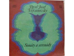 Pavel Josef Vejvanovský – Sonáty A Serenády