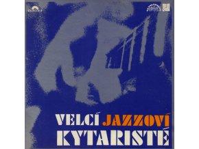 Various – Velcí Jazzoví Kytaristé