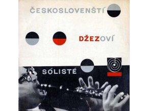 Various – Českoslovenští Džezoví Sólisté
