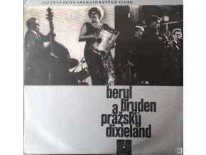 Beryl Bryden A Pražský Dixieland – Beryl Bryden A Pražský Dixieland