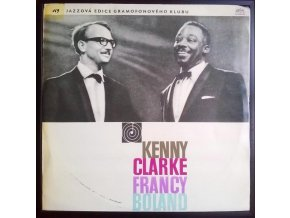 Kenny Clarke-Francy Boland Big Band* – Francy Boland & Kenny Clarke Famous Orchestra