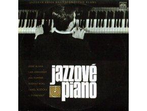 Various – Jazzové Piano