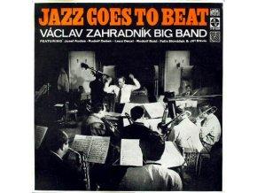 Václav Zahradník Big Band – Jazz Goes To Beat