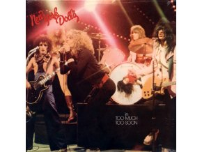 New York Dolls – In Too Much Too Soon