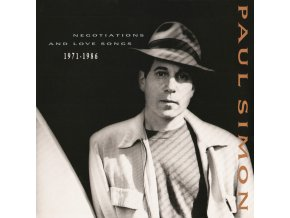 Paul Simon – Negotiations And Love Songs (1971-1986)