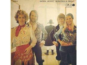 ABBA, Björn, Benny, Agnetha & Frida* – ABBA (Björn, Benny, Agnetha & Frida)