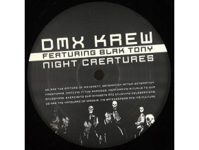 DMX Krew Featuring Blak Tony – Night Creatures