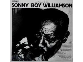 Sonny Boy Williamson – A Portrait In Blues