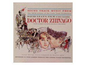 The Cinema Sound Stage Orchestra – Sound Track Music From Doctor Zhivago