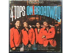 Four Tops – 4 Tops On Broadway
