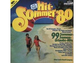 Various – Hit-Sommer '80 (99 Sommer-Sonnen-Urlaubs-Hits)
