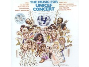 Various – The Music For Unicef Concert - A Gift Of Song