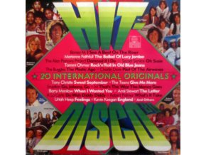 Various – Hit-Disco '80