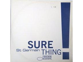 St Germain – Sure Thing