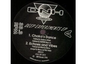 Various – Deep Experiments EP