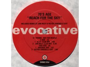 70's Age – Reach For The Sky