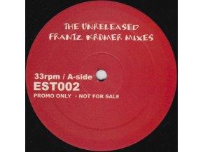 Frantz Kromer – The Unreleased Frantz Kromer Mixes
