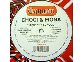Choci & Fiona – Seminary School