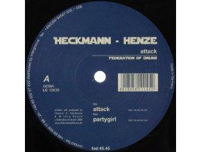 Heckmann - Henze – Attack