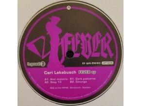 Cari Lekebusch – Fever EP